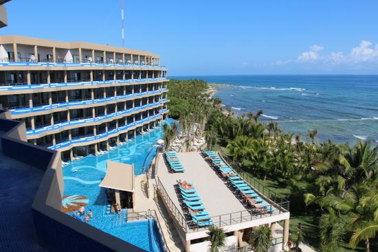El Dorado Sensimar Riviera Maya New Pool And Swim Up Bar