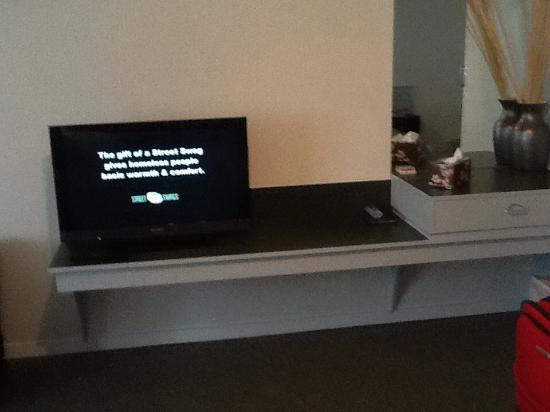 Riverside, Australien: Decent tv