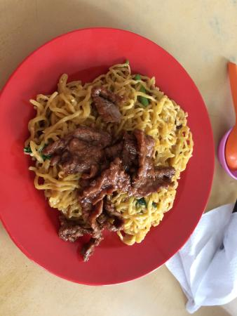 Chan's Restaurant Tuaran Mee