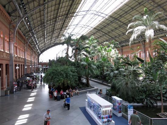 Atocha Picture Of Estacion De Atocha Madrid Tripadvisor