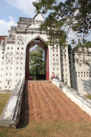 Lopburi Province, Tailandia: King Narai's palace