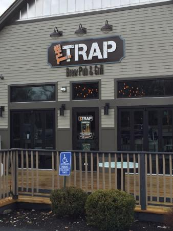 ‪‪East Greenwich‬, ‪Rhode Island‬: The Trap located Upstairs‬