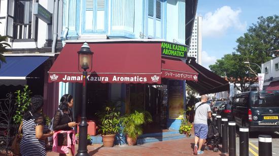 Jamal Kazura Aromatics