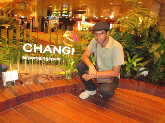 Penta Hotel: Singapore Arrivals