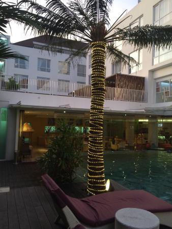 巴厘島庫塔收穫酒店張圖片
