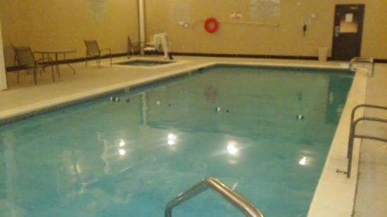 Wyndham Garden Texarkana : The Indoor Pool