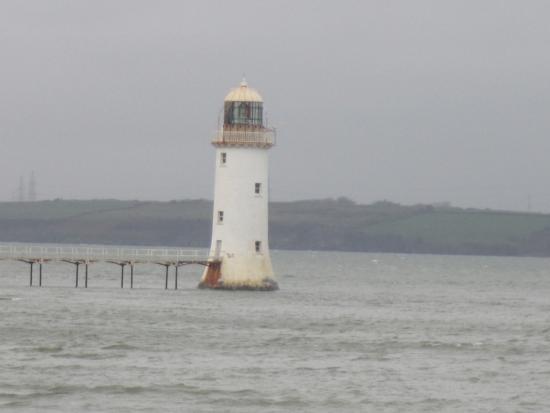 Kilrush, ไอร์แลนด์: Tarbert Lighthouse