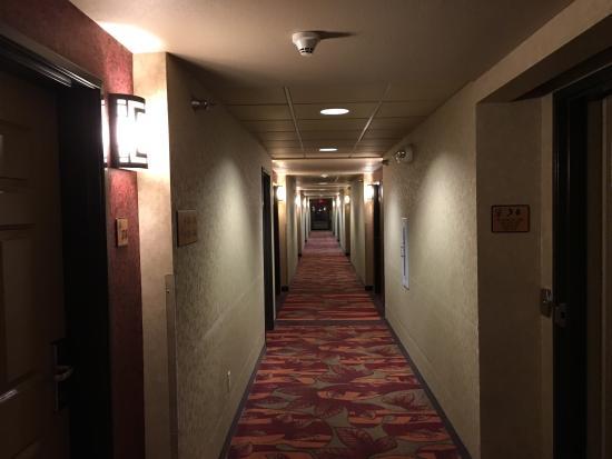 Baxter, MN: Third floor hallway