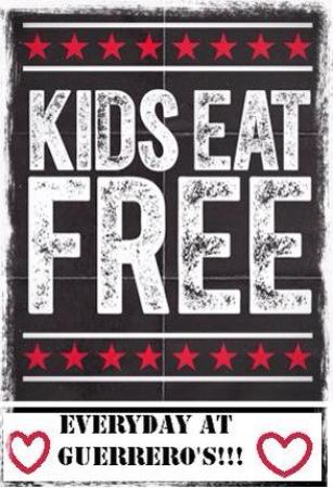 Madill, OK: Kids eat free!
