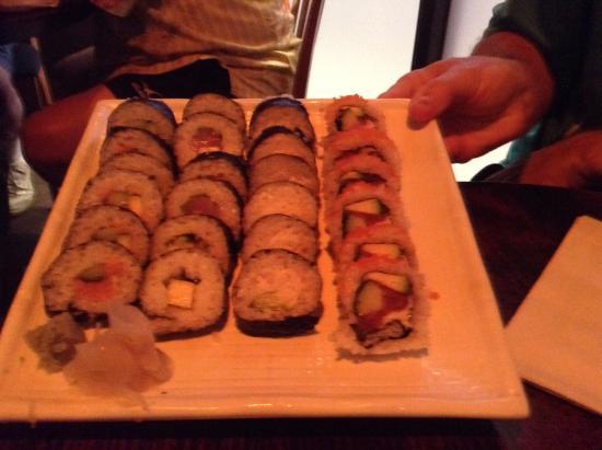 Kenichi Pacific Sushi & Pacific Rim: sushi at happy hour