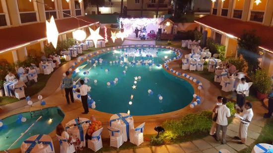 Casa De Goa Boutique Resort: New Years Eve