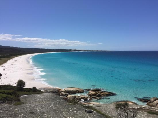 Tazmanya, Avustralya: Bay of Fires
