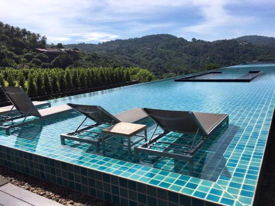 Nook Dee Boutique Resort By Andacura Long Pool