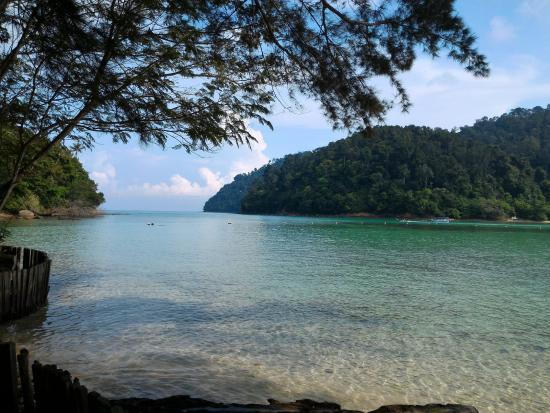 Пулау-Гая, Малайзия: Sapi Island