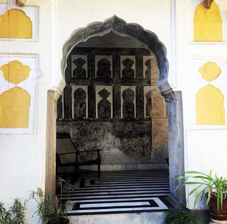 Kishangarh, Indien: The studio