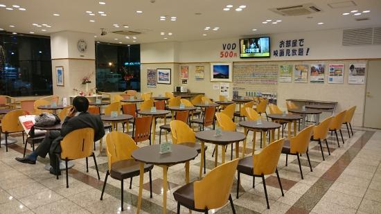 Toyoko Inn Saga Ekimae: 一階ロビーも広い