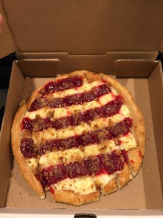 Pizza Box Picture Of Sarpinos Pizzeria Downers Grove