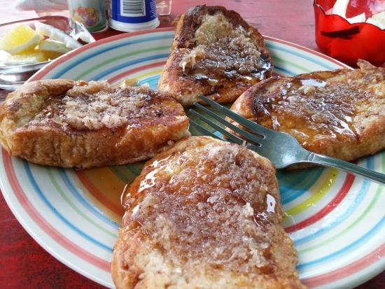 Rosas Restaurant: Coconut French Toast