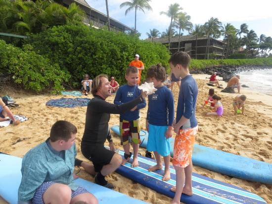 Lawai, HI: Getting to know each other