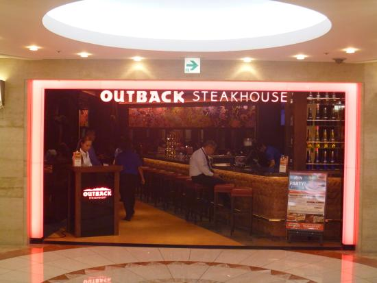outback steakhouse  umeda  osaka restaurant reviews
