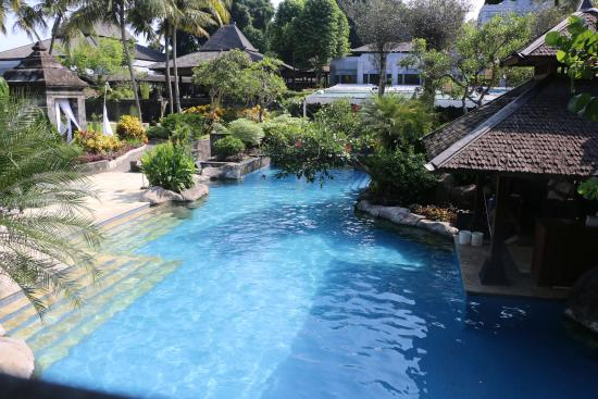 Hyatt Regency Yogyakarta: Another View From Public Seating Area