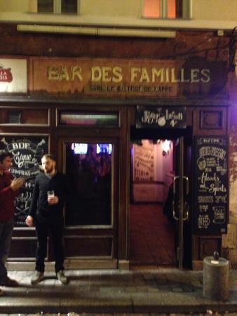 Bar des Familles