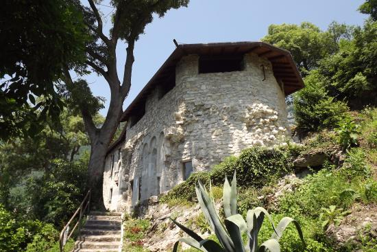 Isola Comacina, Italia: scorci
