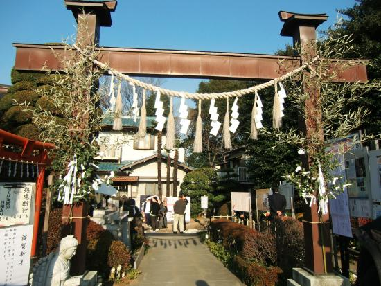 Mizumiya Shrine