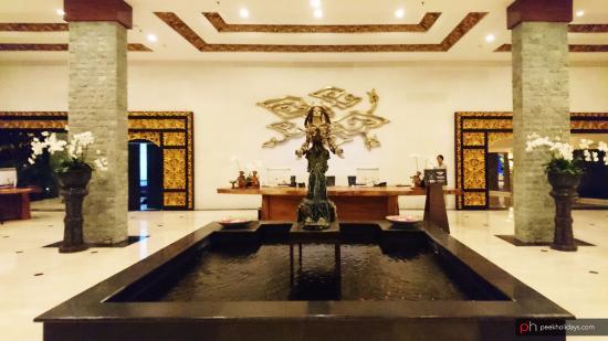 hotel lobby picture of the sintesa jimbaran jimbaran tripadvisor rh tripadvisor com