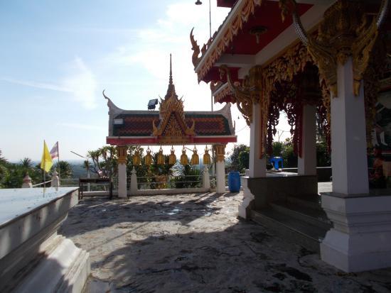 U Thong, Thaïlande : วัดเขาพระศรีสรรเพชญาราม 3