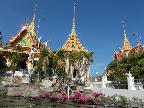 U Thong, Thaïlande : วัดเขาพระศรีสรรเพชญาราม 5