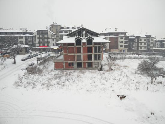 Elegant Lux Hotel : outside view 2
