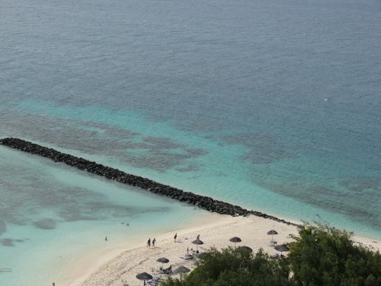 Остров Амеде, Новая Каледония: Du haut du phare, l'Ilot Amédée