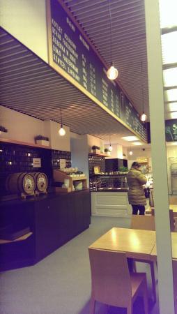 Bistro Station Restaurant