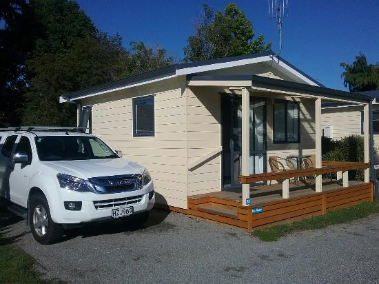 Timaru TOP 10 Holiday Park: Top Notch Cabin