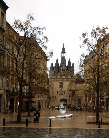 Picture of porte cailhau bordeaux tripadvisor for Porte cailhau