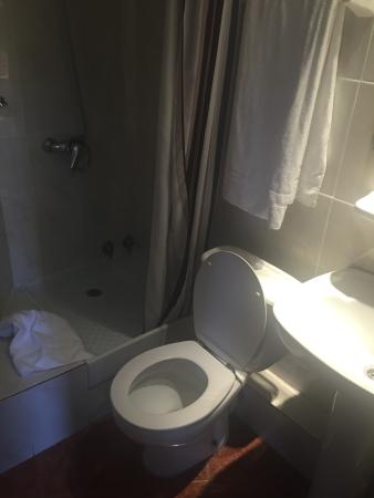 Hotel Lloret Ramblas: Bathroom