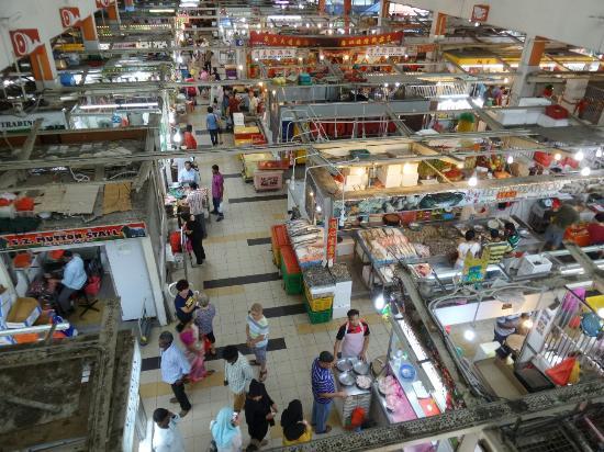 Zhujiao Centre (Tekka Market)