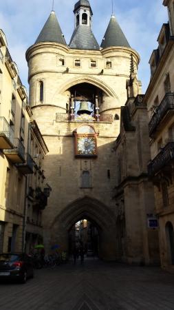 Fotograf a de grosse cloche de bordeaux for Appartement bordeaux grosse cloche