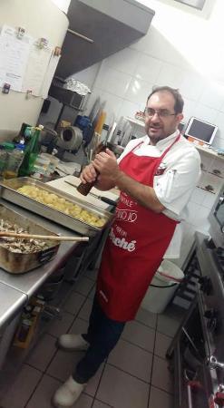 Biancavilla, Italia: il capriccio ristorante pizzeria