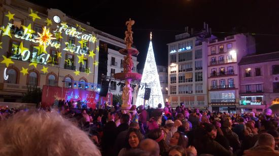 Don Curro Hotel: Happy New Year