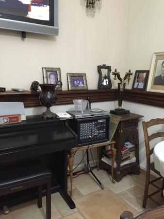 Kyra Frosini Tavern : Interiors