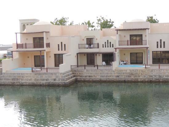 Cove Rotana Resort Ras Al Khaimah: view from the room