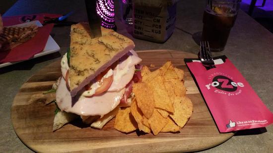 Hoek van Holland, เนเธอร์แลนด์: Clubsandwich