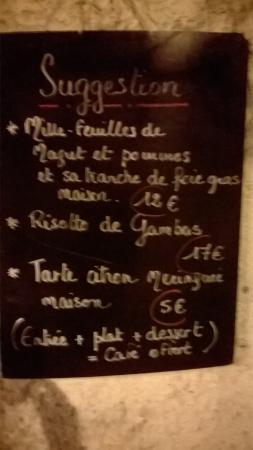 Gardanne, França: suggestion 😊