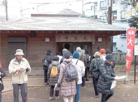 境内に作られた舞台小屋 - Picture of Kishimojindo, Toshima - TripAdvisor