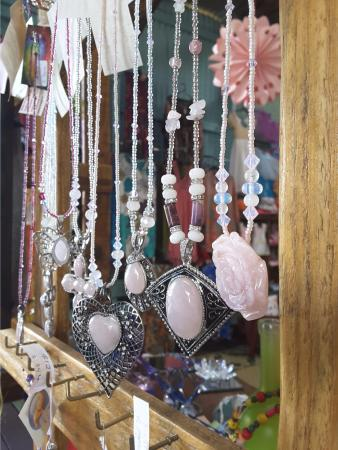 Ravenshoe, Australia: Local handmade jewelry