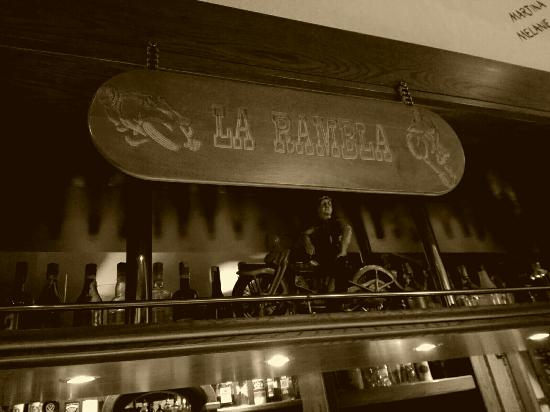 Pub paninoteca CENTRO SPORTIVO La Rambla