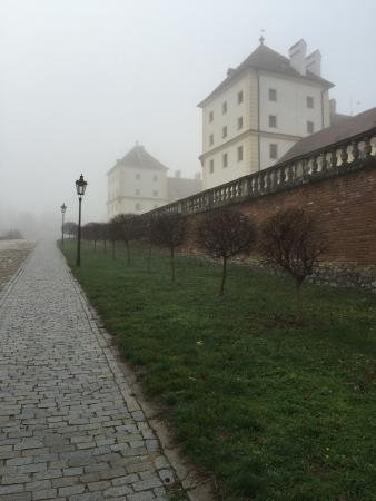 Valtice, جمهورية التشيك: Caminho