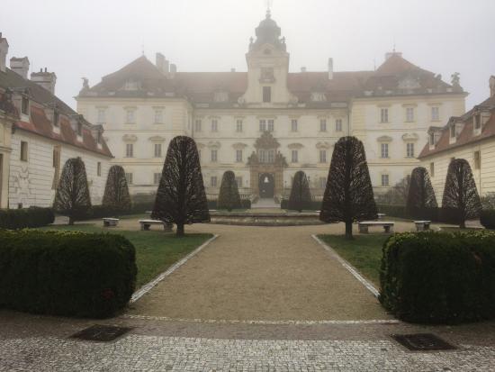 Valtice, جمهورية التشيك: Vista frontal